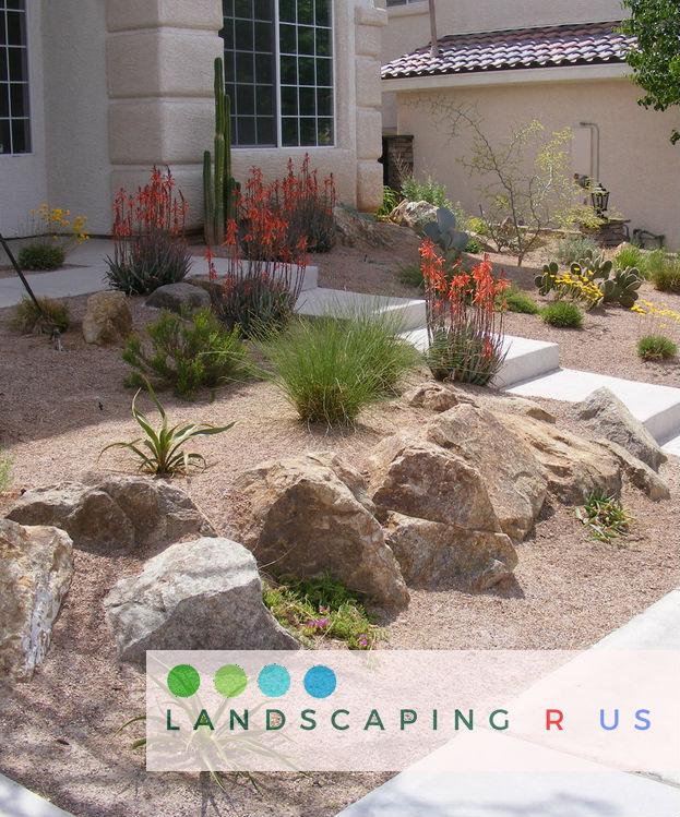 HLS LANDSCAPING : Landscaping R Us Hesperia 92345